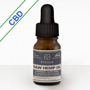 Olejek Konopny RAW 3% CBD+CBDa 10ml